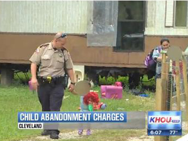Amy Castillo, Texas Woman, Faces Charges After Twin Girls -8145