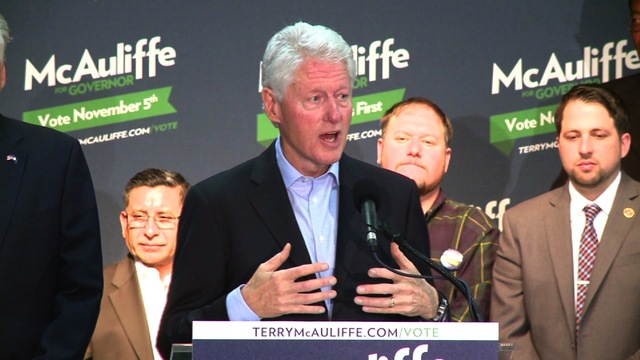 Bill Clinton says Obama should honor health care promise
