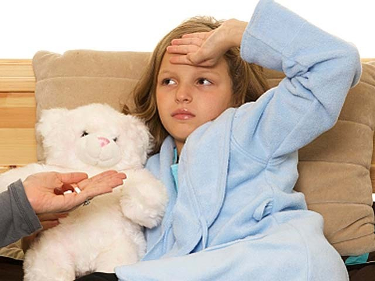 an in depth study of asthma on children Start studying human development chapter 4 learn  in their classic study of depth perception  breast milk has been shown to reduce the risk of asthma and .