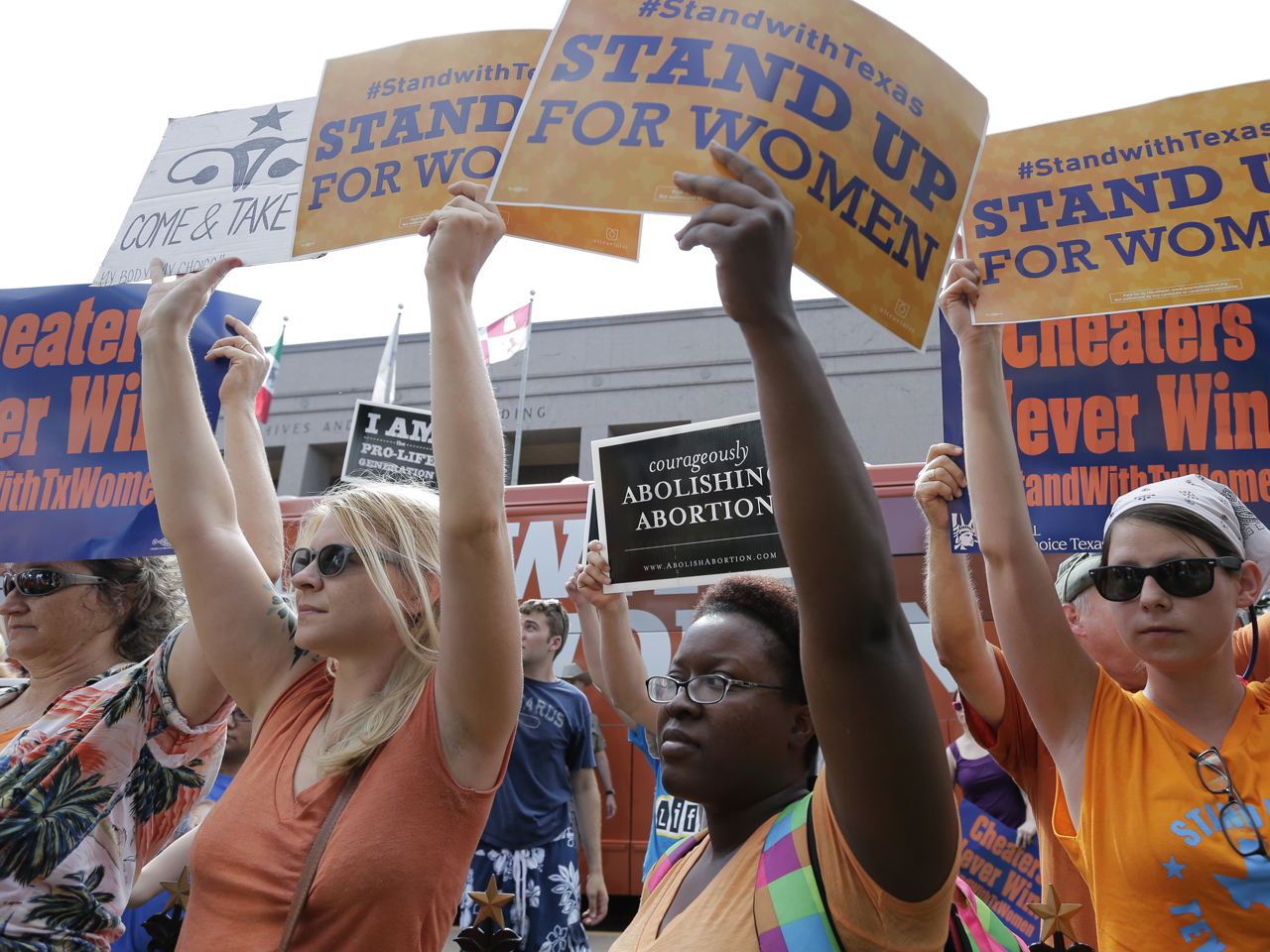 100,000 Texas women have tried to self-induce abortion, study finds
