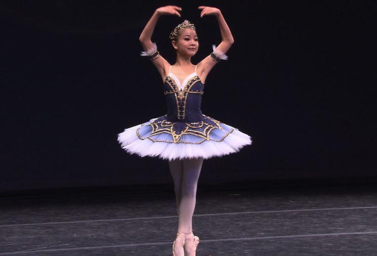 hot sale online 649ed 3aa3e Why don't ballerinas get dizzy? - CBS News