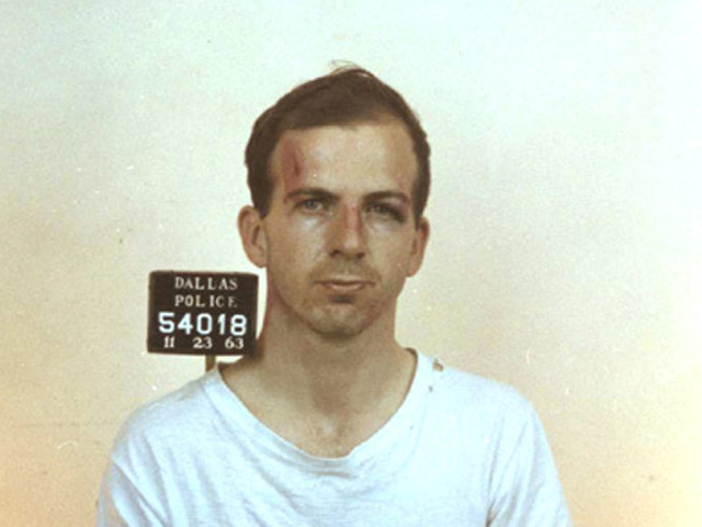 Municipal Credit Union >> Booking Photo, 11/23/63 - The life and death of Lee Harvey Oswald - Pictures - CBS News