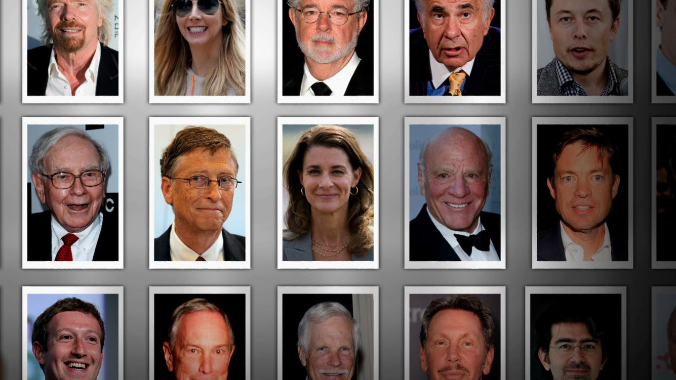 the giving pledge Bill gates and wife melinda, together with warren buffett, cooked up the idea for the giving pledge--an effort to get america's wealthiest families to give away at least 50% of their wealth during .