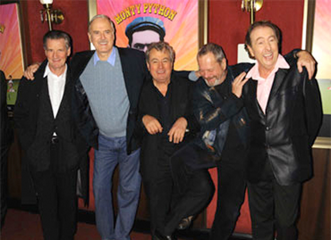 Monty Python At 40 Not Dead Yet Cbs News