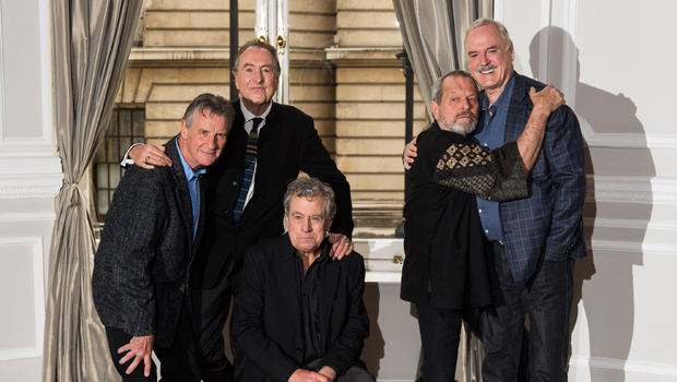 Not Dead Yet Monty Python To Reunite For London Stadium Show