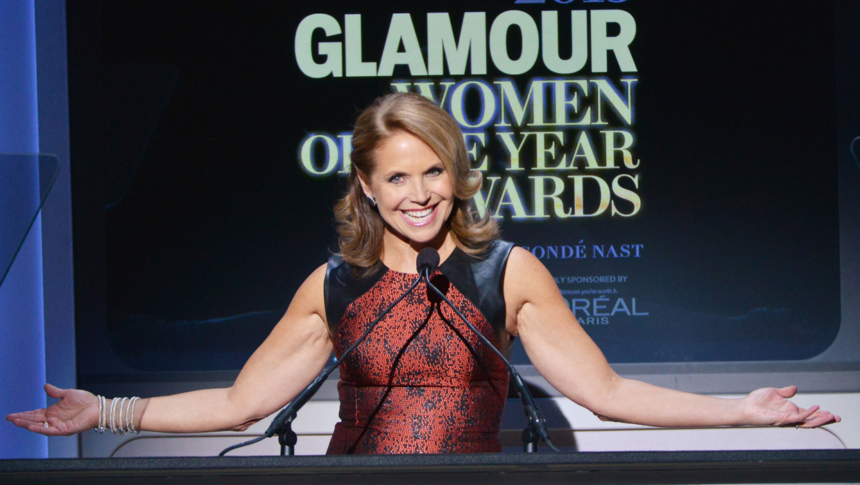 Katie Couric admits disproportionate reporting on HPV ...  Katie Couric ad...