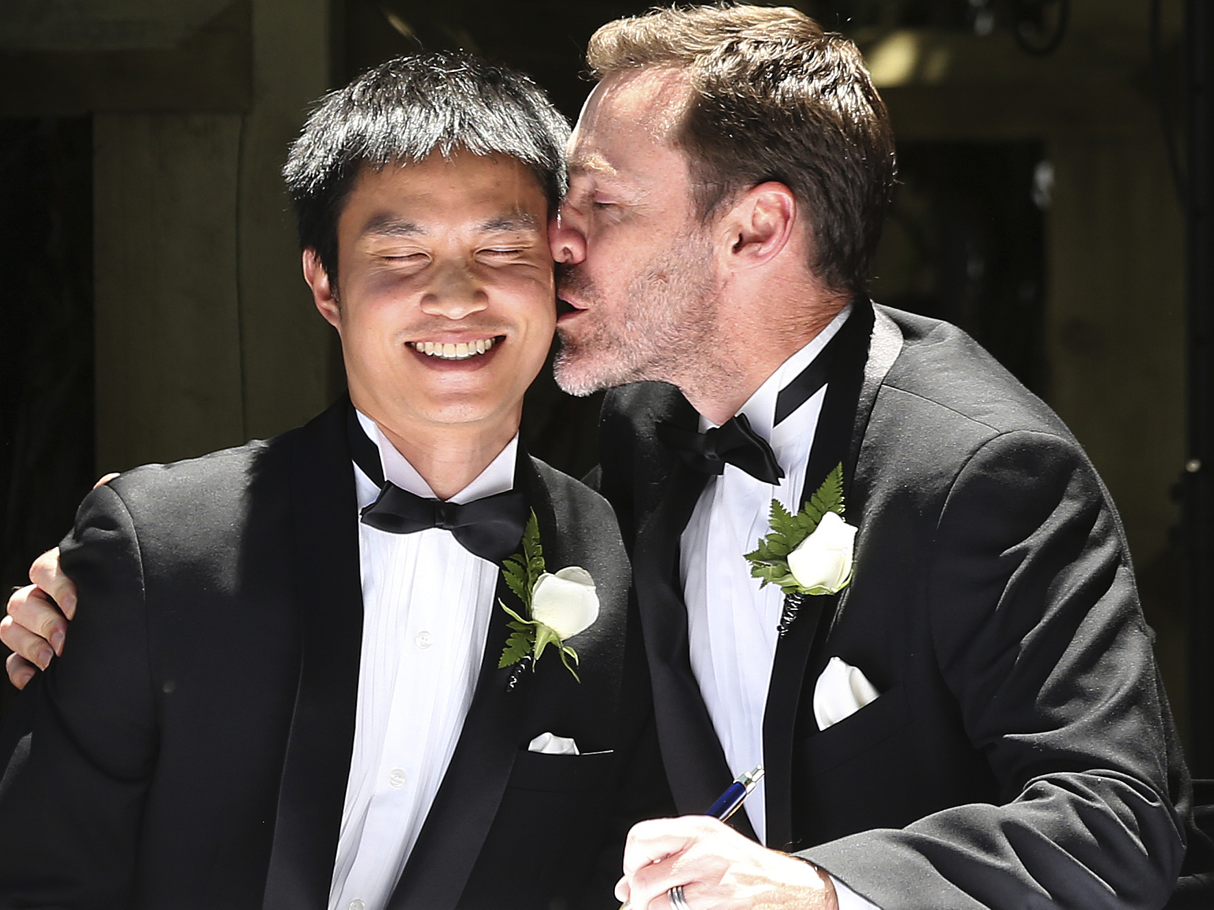 gay marriage bill as vowed