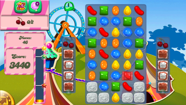 Candy Crush Saga tops iTunes app download list for 2013 - CBS News