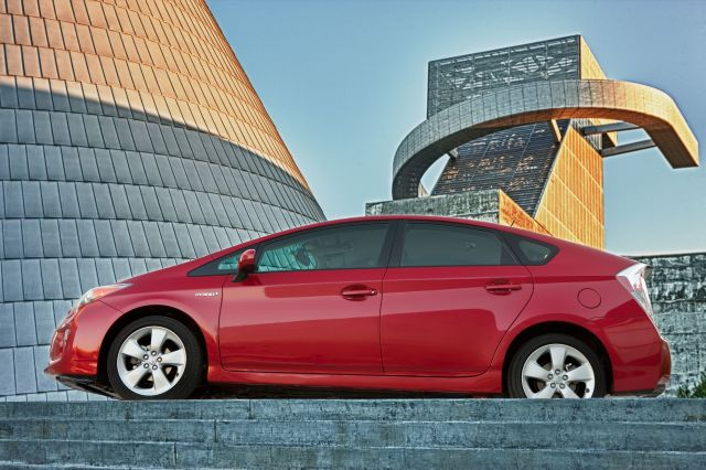 Toyota Prius Repeats As Consumer Reports Best Car Value