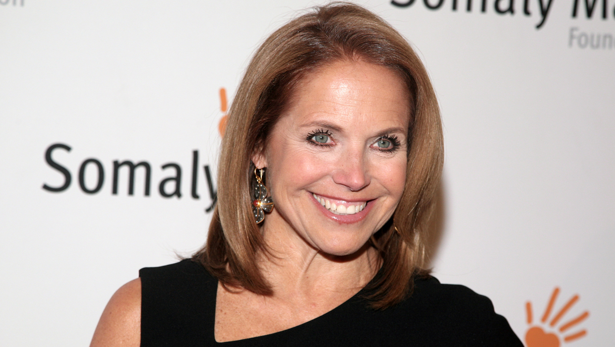 Katie Couric Returns To Today Show As Guest Co Anchor