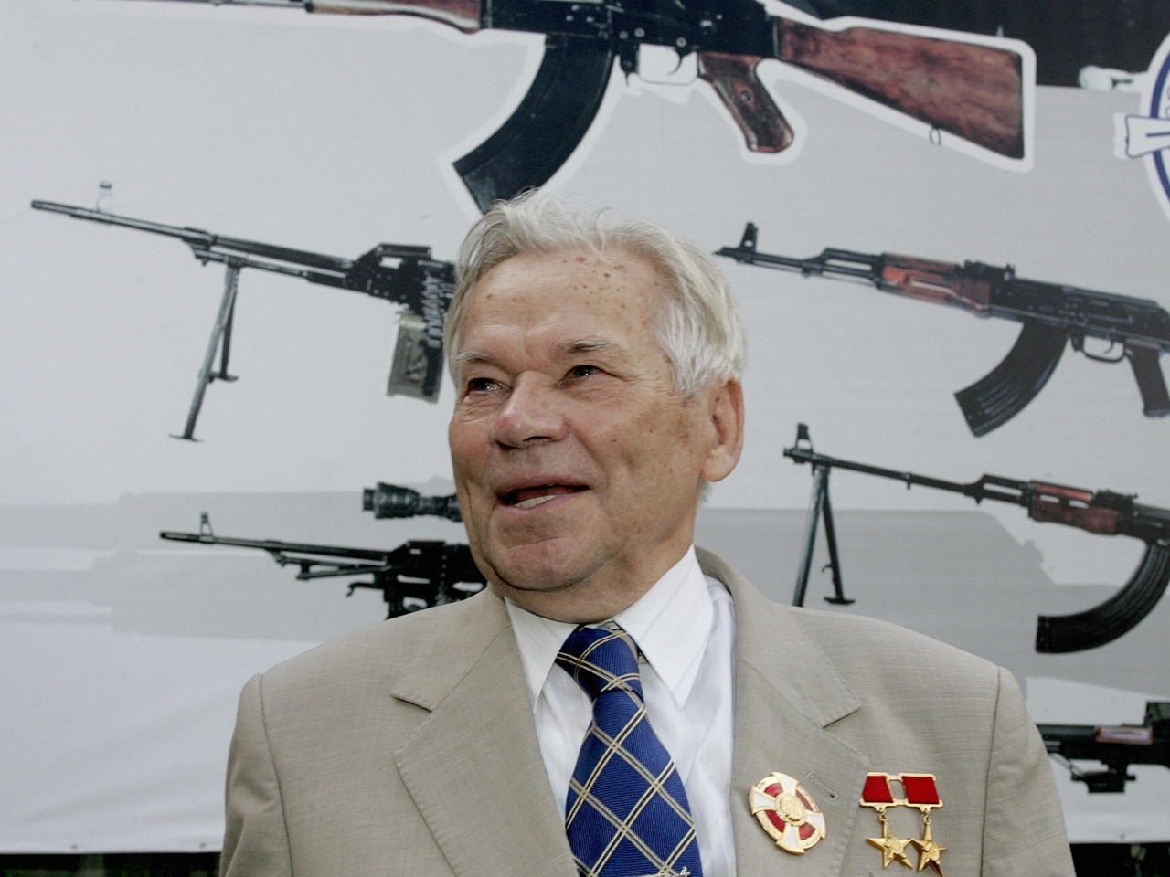 AK-47 designer Kalashnikov wrote penitent letter - CBS News