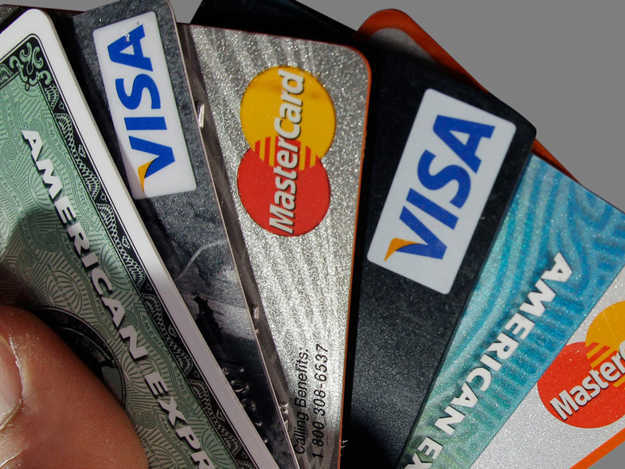 Close To Half Of Americans Have More Credit Card Debt Than Savings