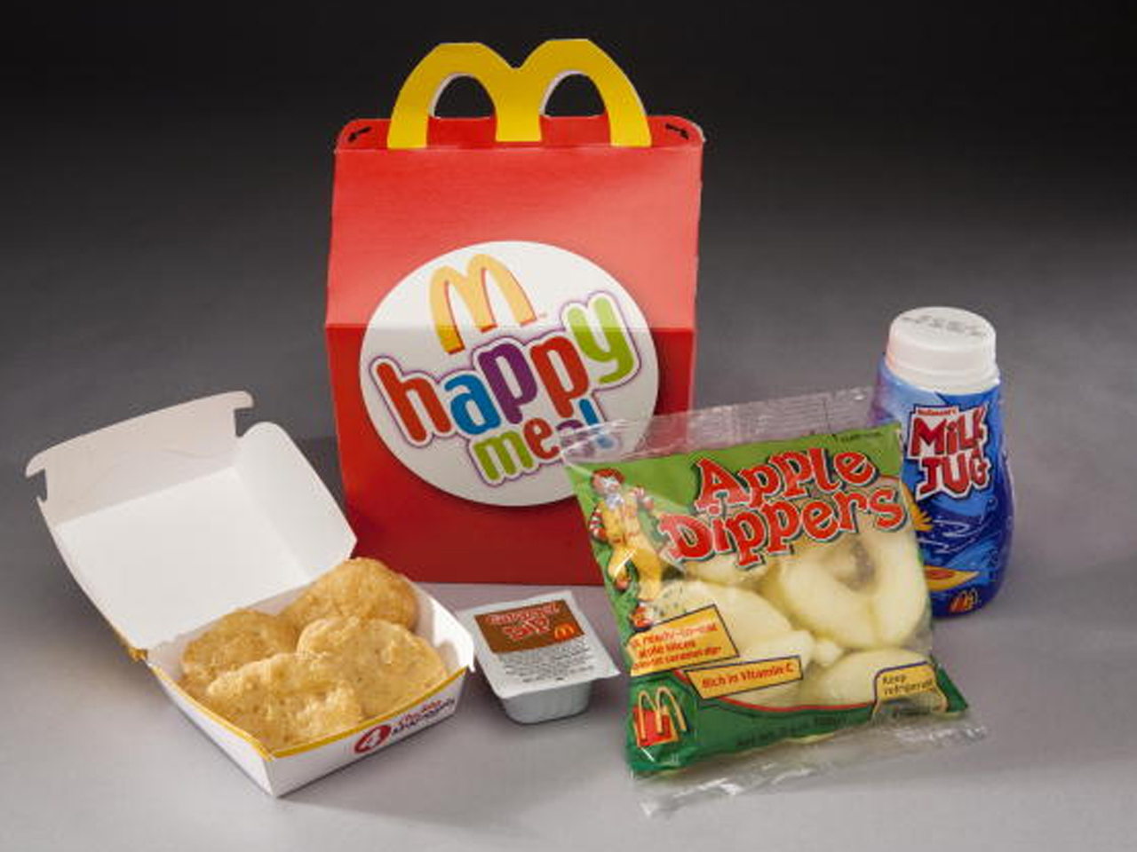 Did Mcdonald S Happy Meal Changes Lead Kids To Eat Better