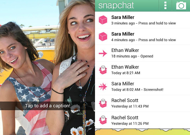 At least 100,000 Snapchat photos hacked: Report - CBS News
