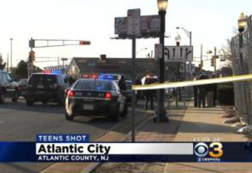 Jerome Ford,14, charged with killing 13-year-old in Atlantic City
