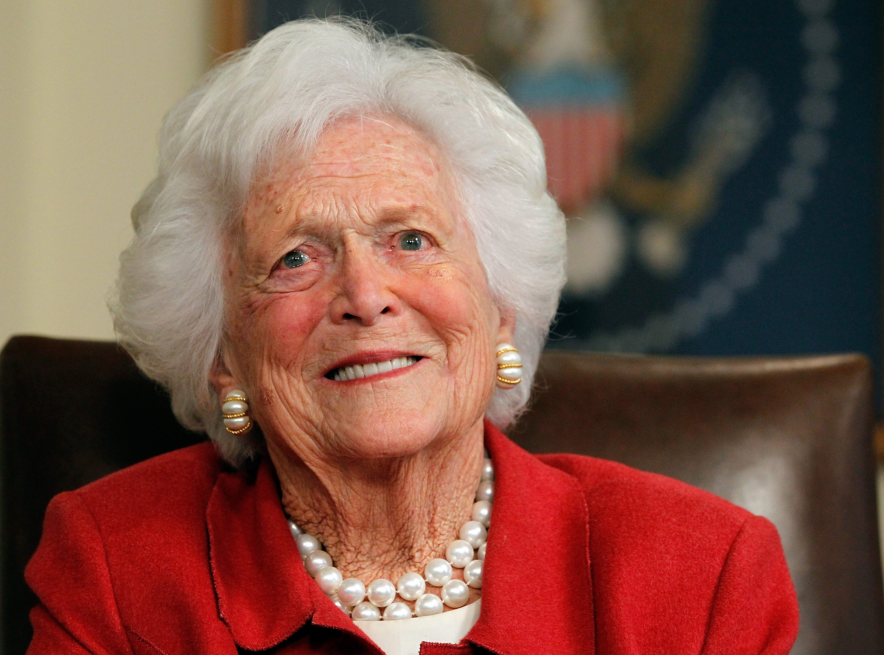 Barbara Bush Again Throws Cold Water On Jeb Bush 2016 Cbs News