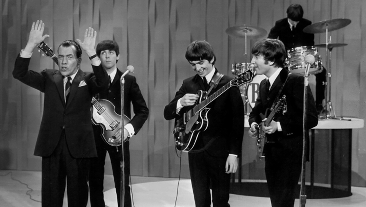 Cbs News Marking Beatles Anniversary With Live Multimedia