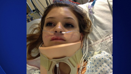 16-year-old girl falls 3,000 feet in skydiving accident