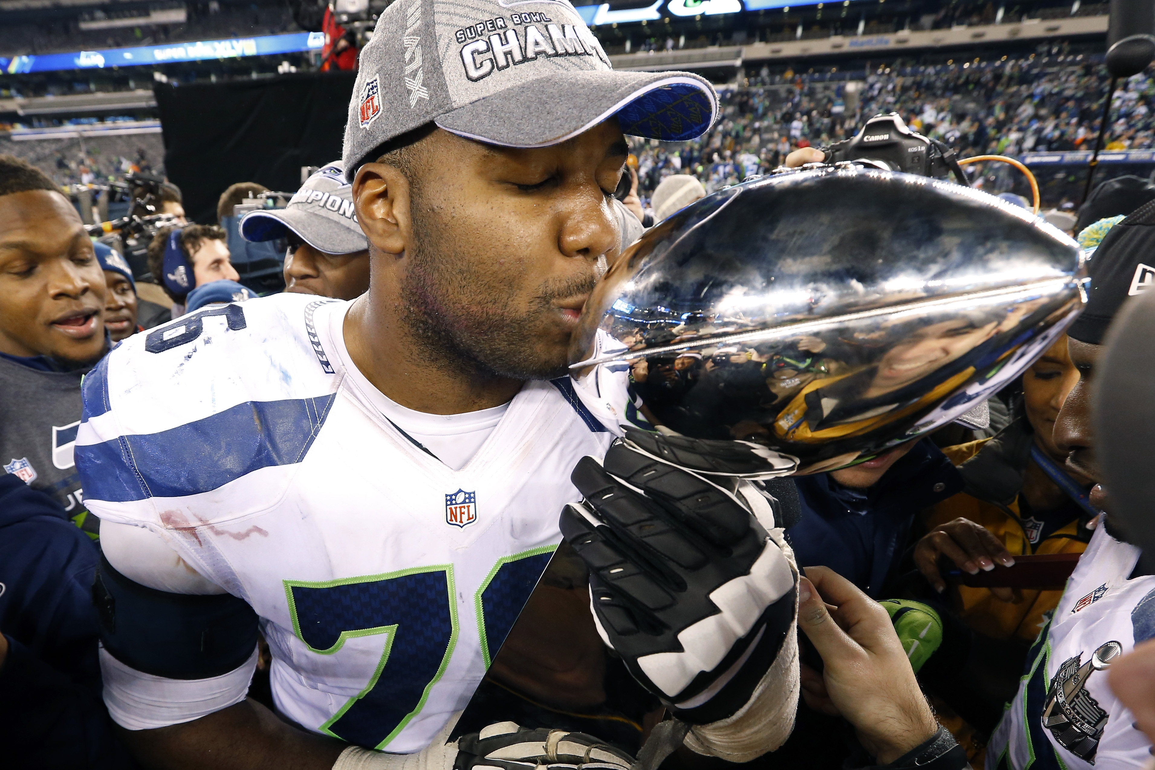 Nice Super Bowl 2014: Seattle trounces Denver, 43 8 CBS News