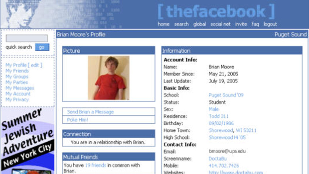 Facebook turns 10: From dorm room hacking to billions on