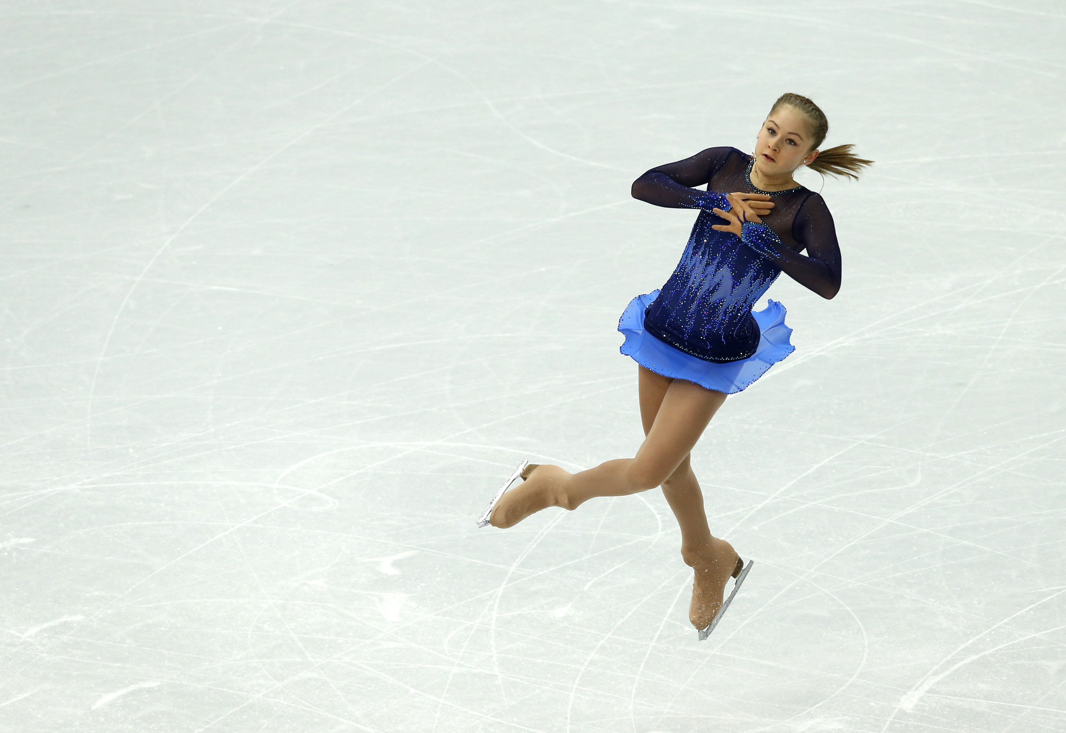 how to become a faster ice skater