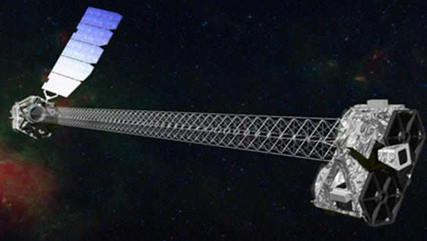 Nasa X Ray Telescope Sheds New Light On Supernova Death