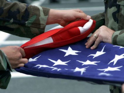 357f2807aa19 American flags made in China now banned in U.S. military - CBS News