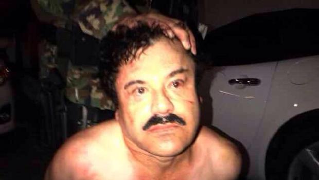 joaquin  u0026quot el chapo u0026quot  guzman  sinaloa cartel chief  captured in mexico