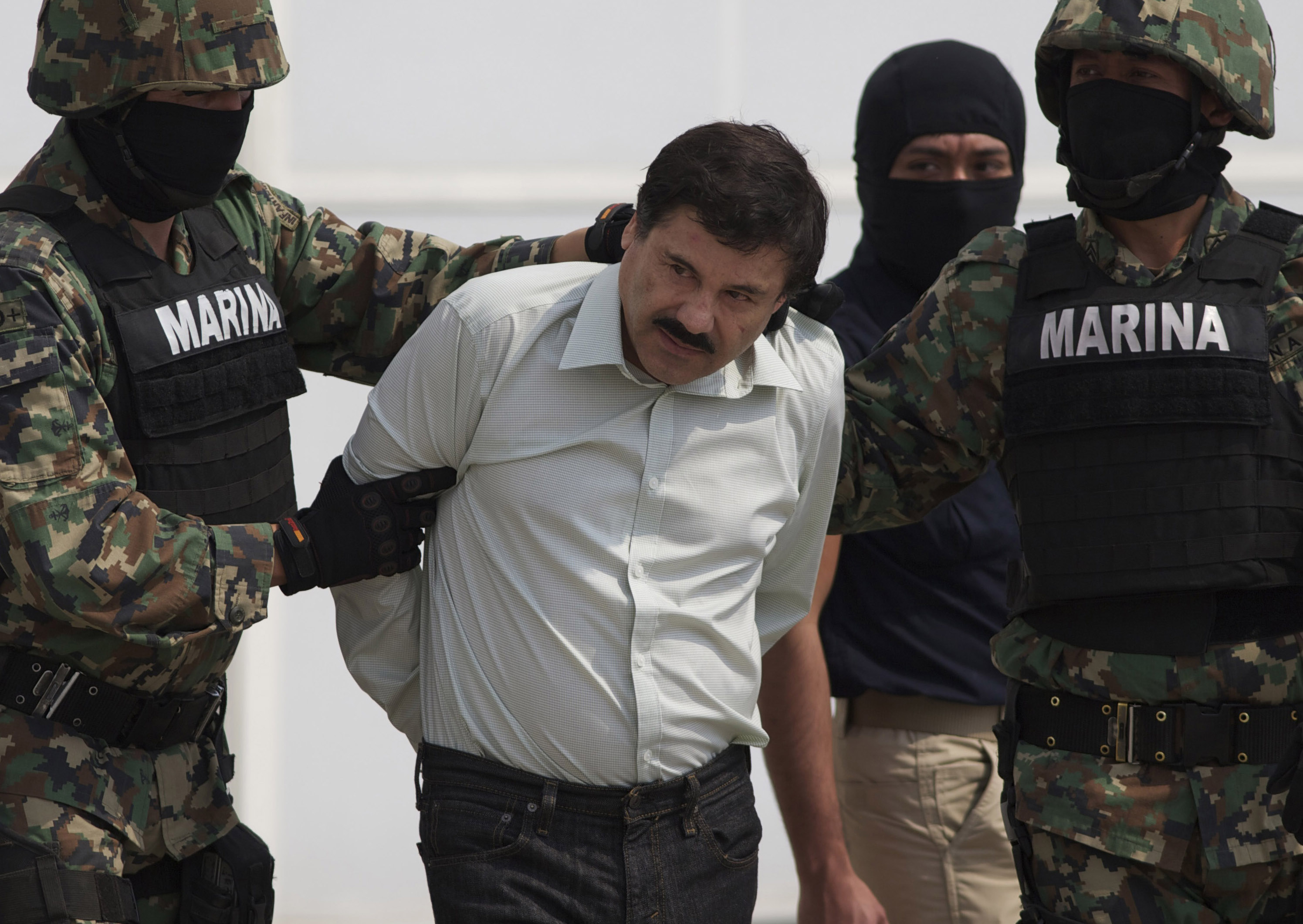 Sinaloa cartel chief Joaquin