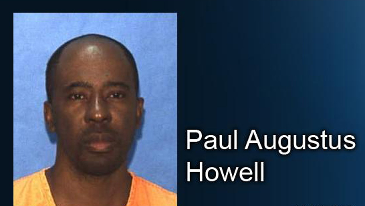 Paul Howell, Fla  death row inmate, set to be executed - CBS News