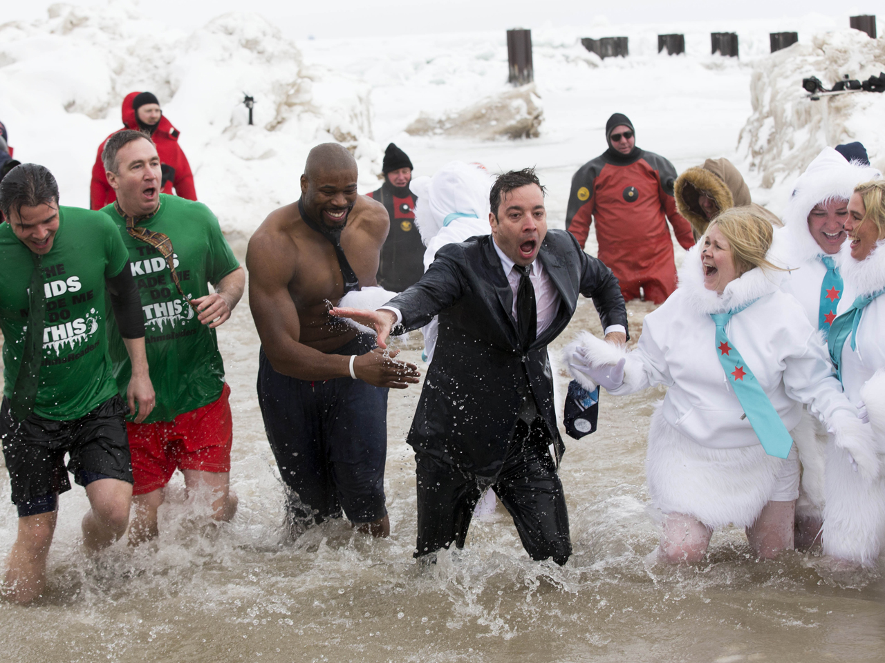 Image result for polar plunge
