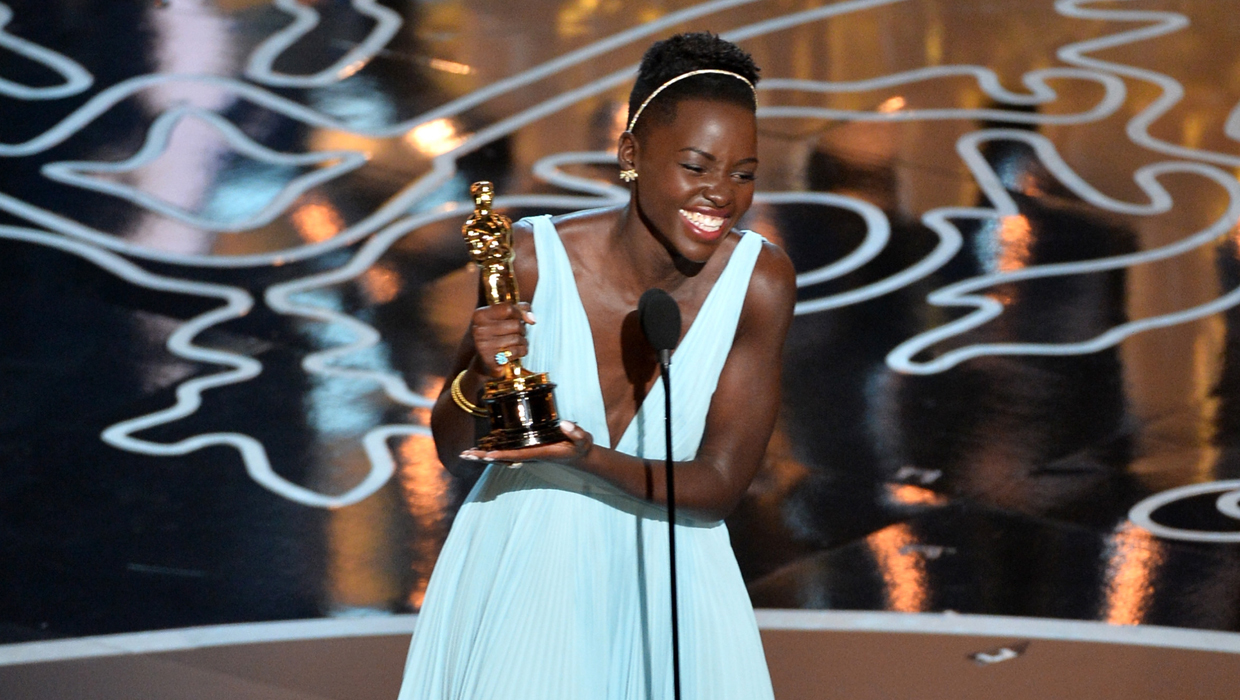 2019 year for girls- Nyongo Lupita oscars speech pictures