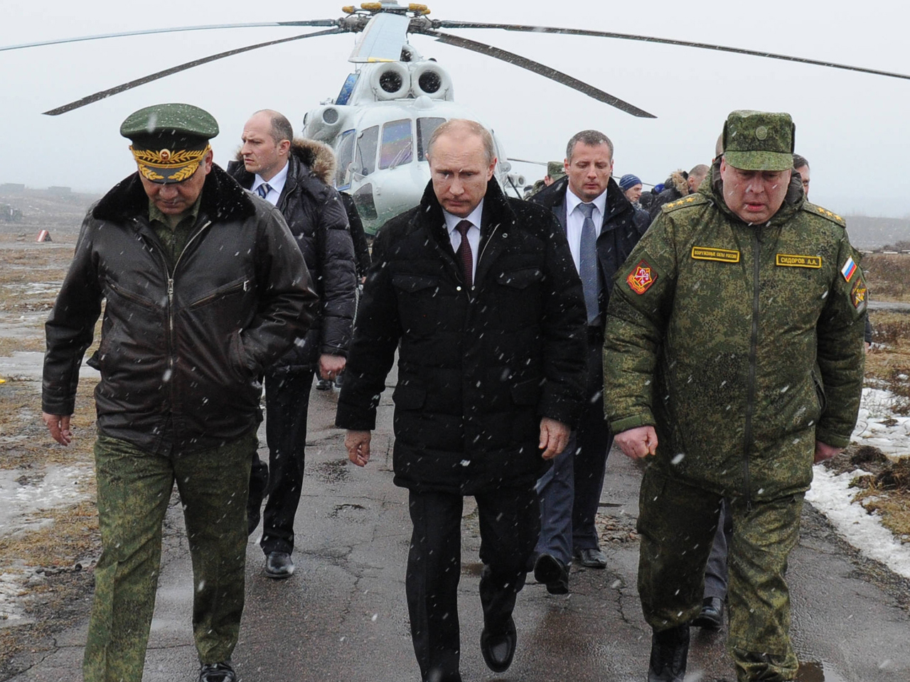 Russia Leader Vladimir Putin Says He Ll Protect Russians In Ukraine By Any Means But Hopes Force Not Required Cbs News