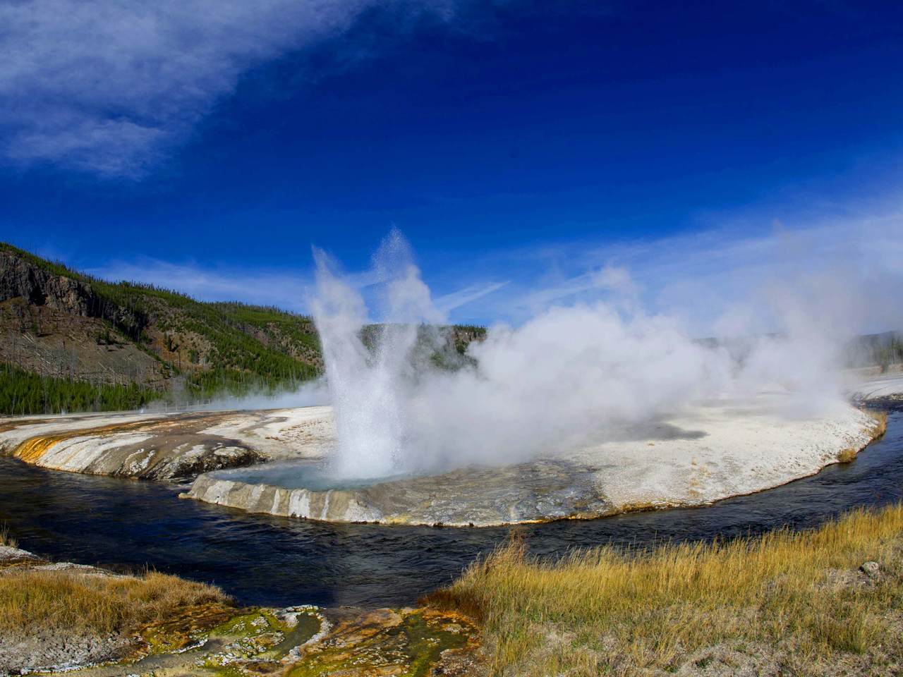 Yellowstone National Park debates improving its bandwidth - CBS News
