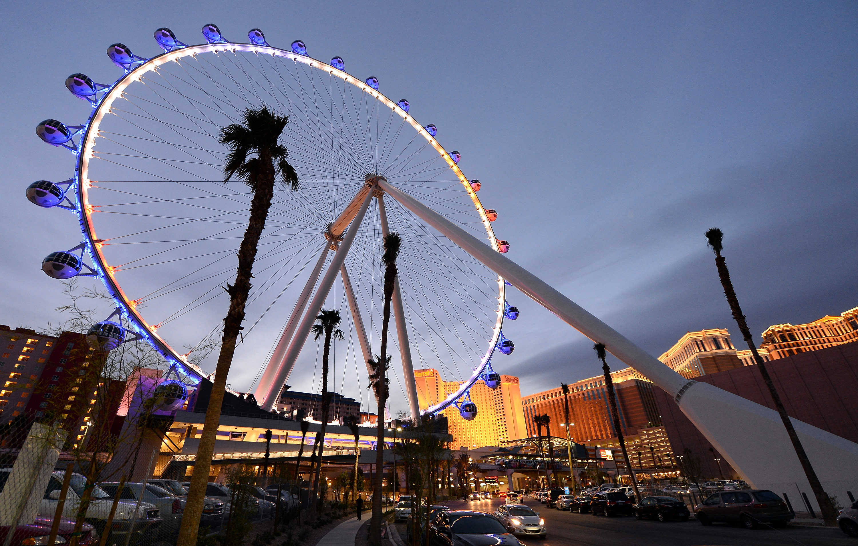 Las Vegas High Roller Ferris Wheel