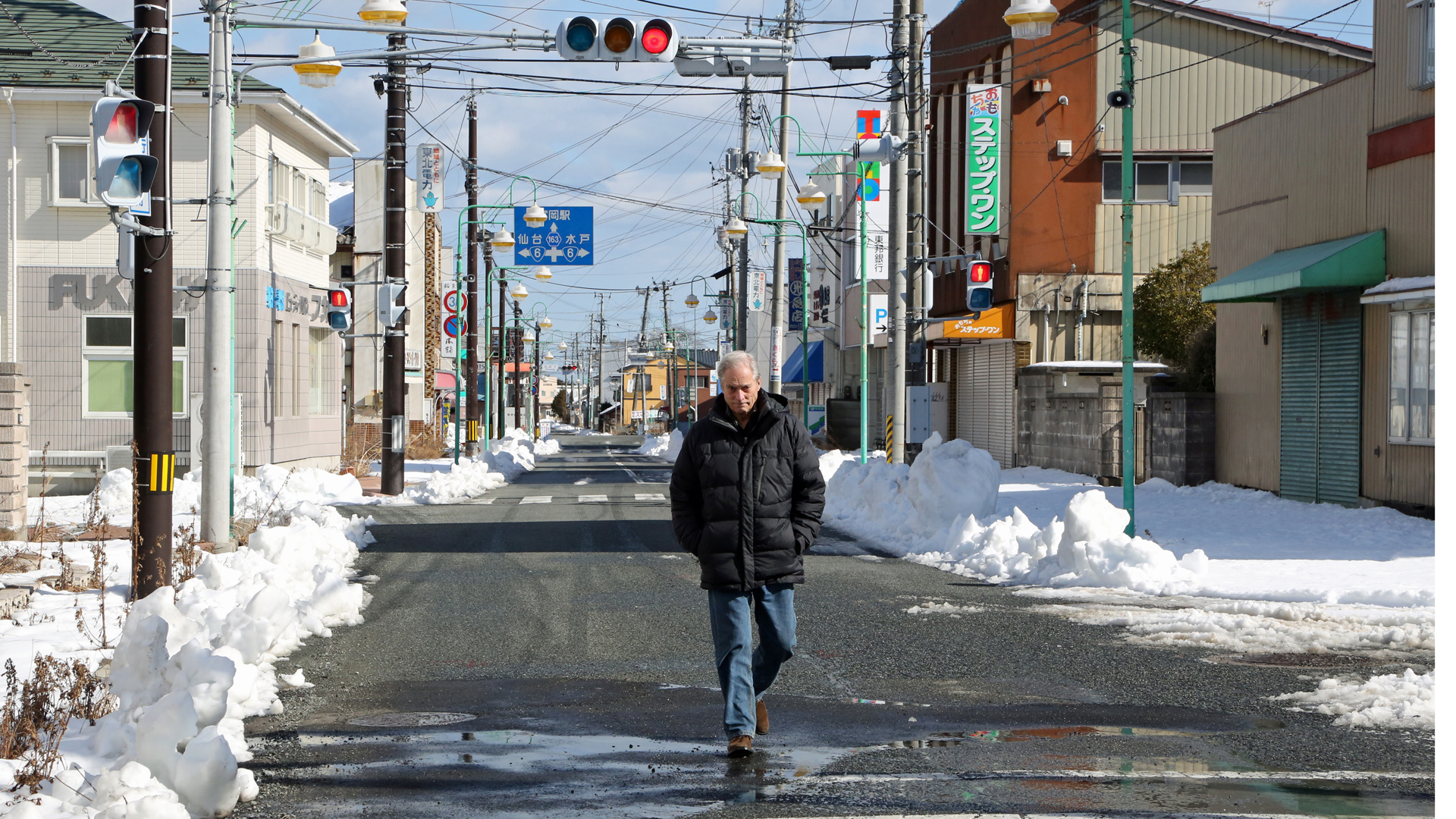 Fukushima: Three years later - CBS News