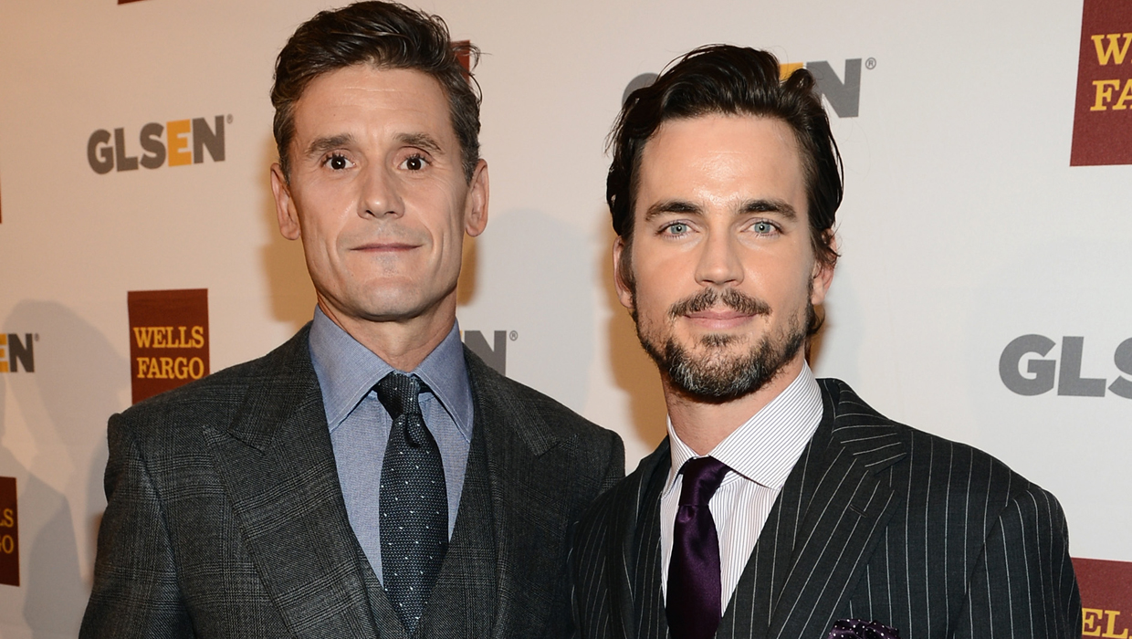 Matt Bomer Is Married
