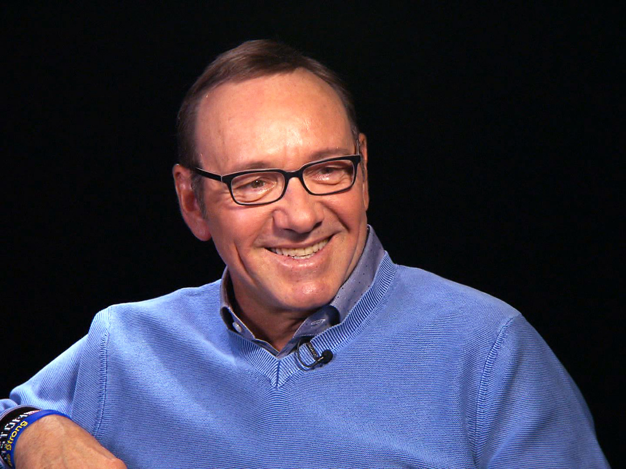 Kevin Spacey is now having the time of my life - CBS News