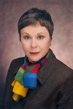 CBS News correspondent Martha Teichner