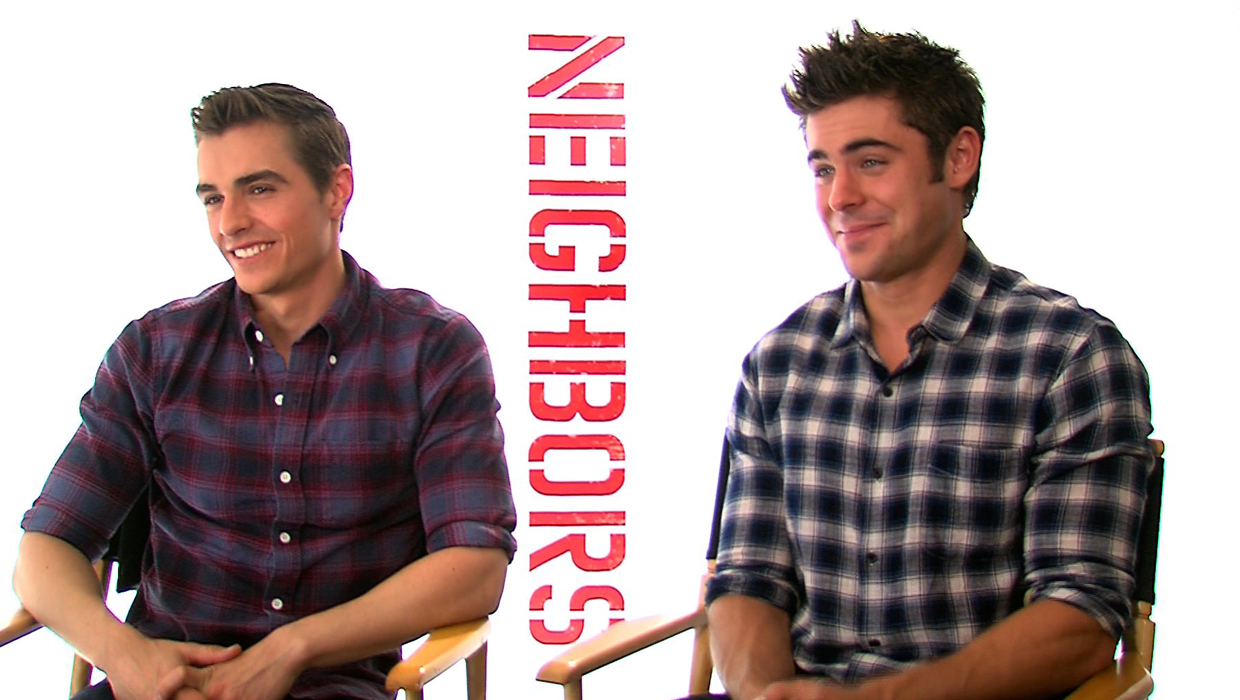 zac efron neighbors cast