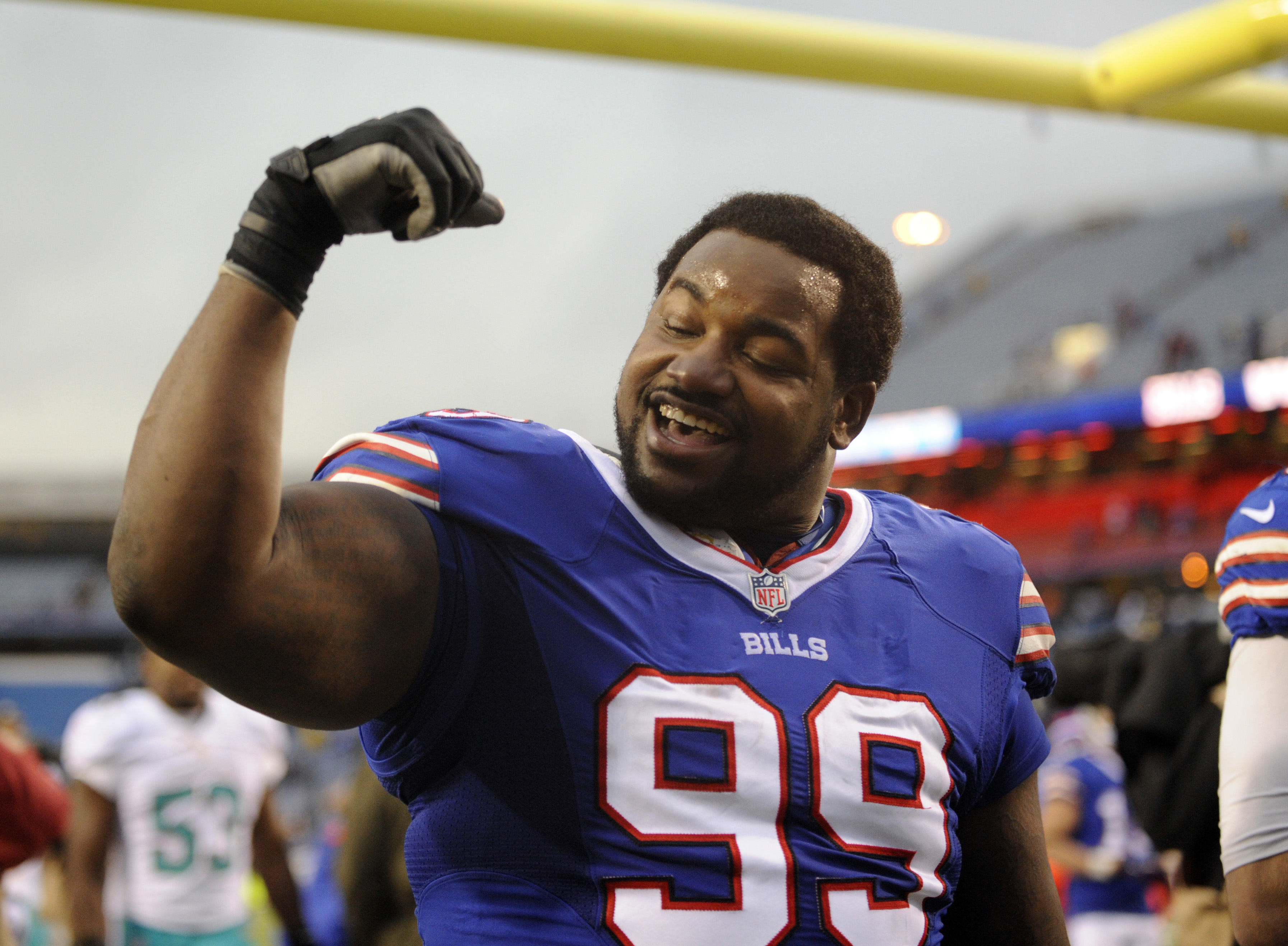 Marcell Dareus NFL star arrested on charges in Alabama