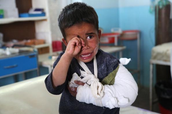 U.N.: More women, children casualties of Afghan violence - CBS News