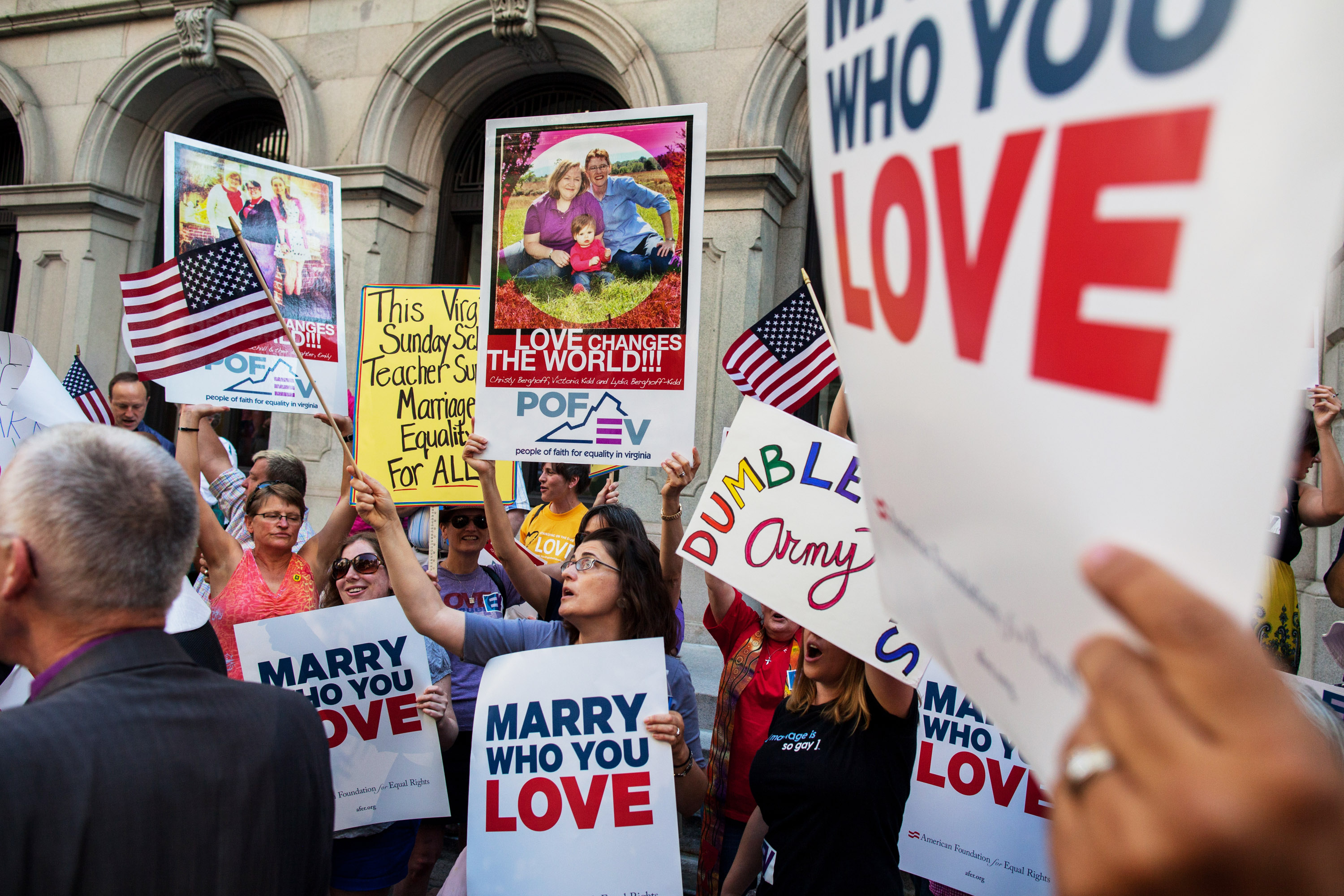 Rights denied to same sex couples