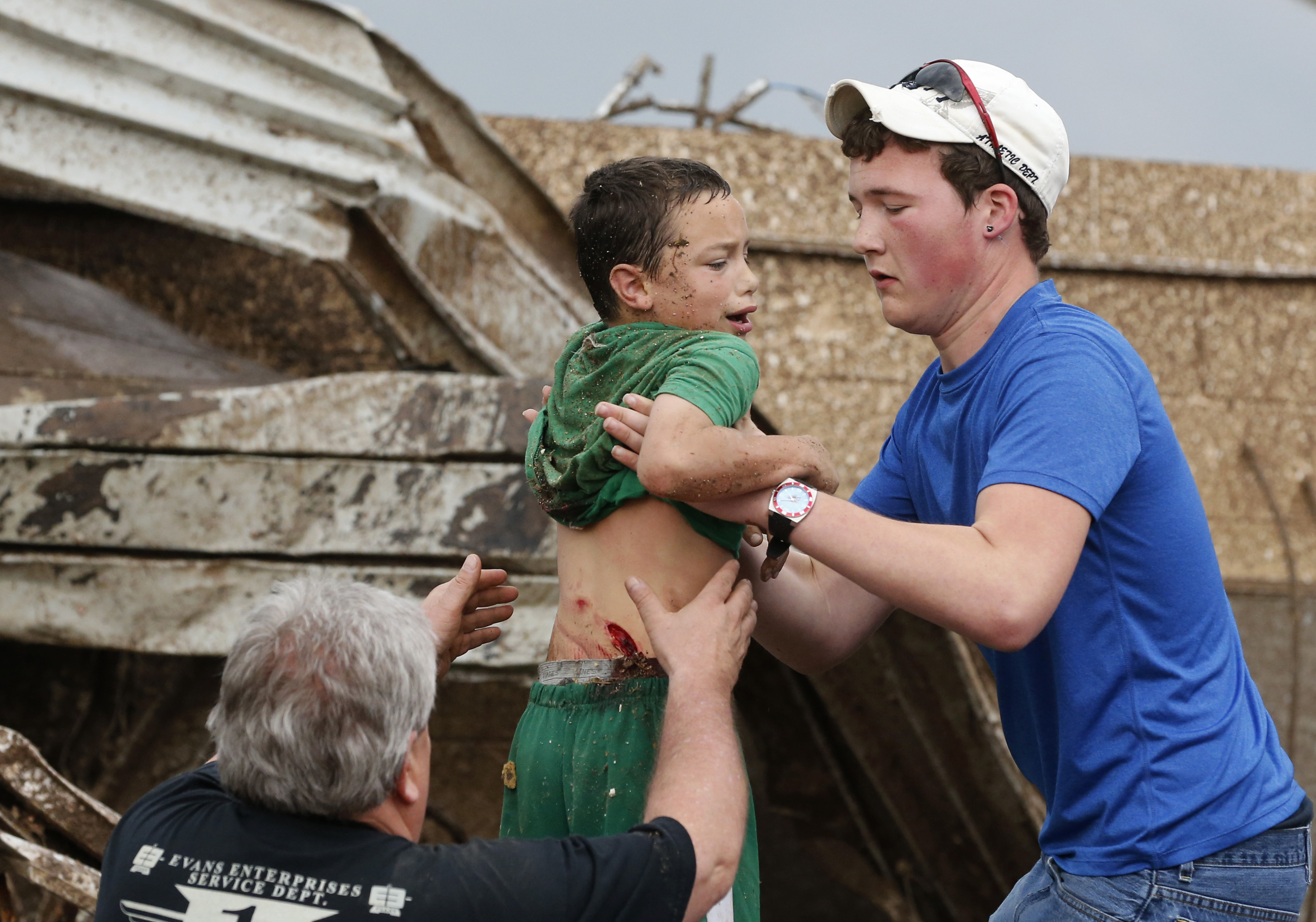 Preposition In Learn In Marathi All Complate: Oklahoma Town Ravaged By Tornado Still Shows Scars One