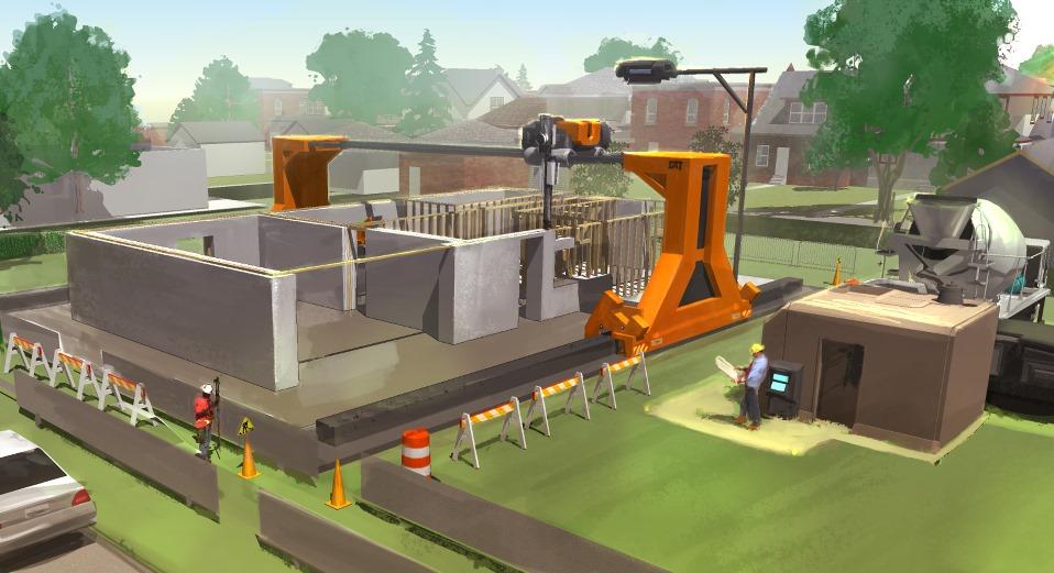 3D-printed houses: Coming to a neighborhood near you ...