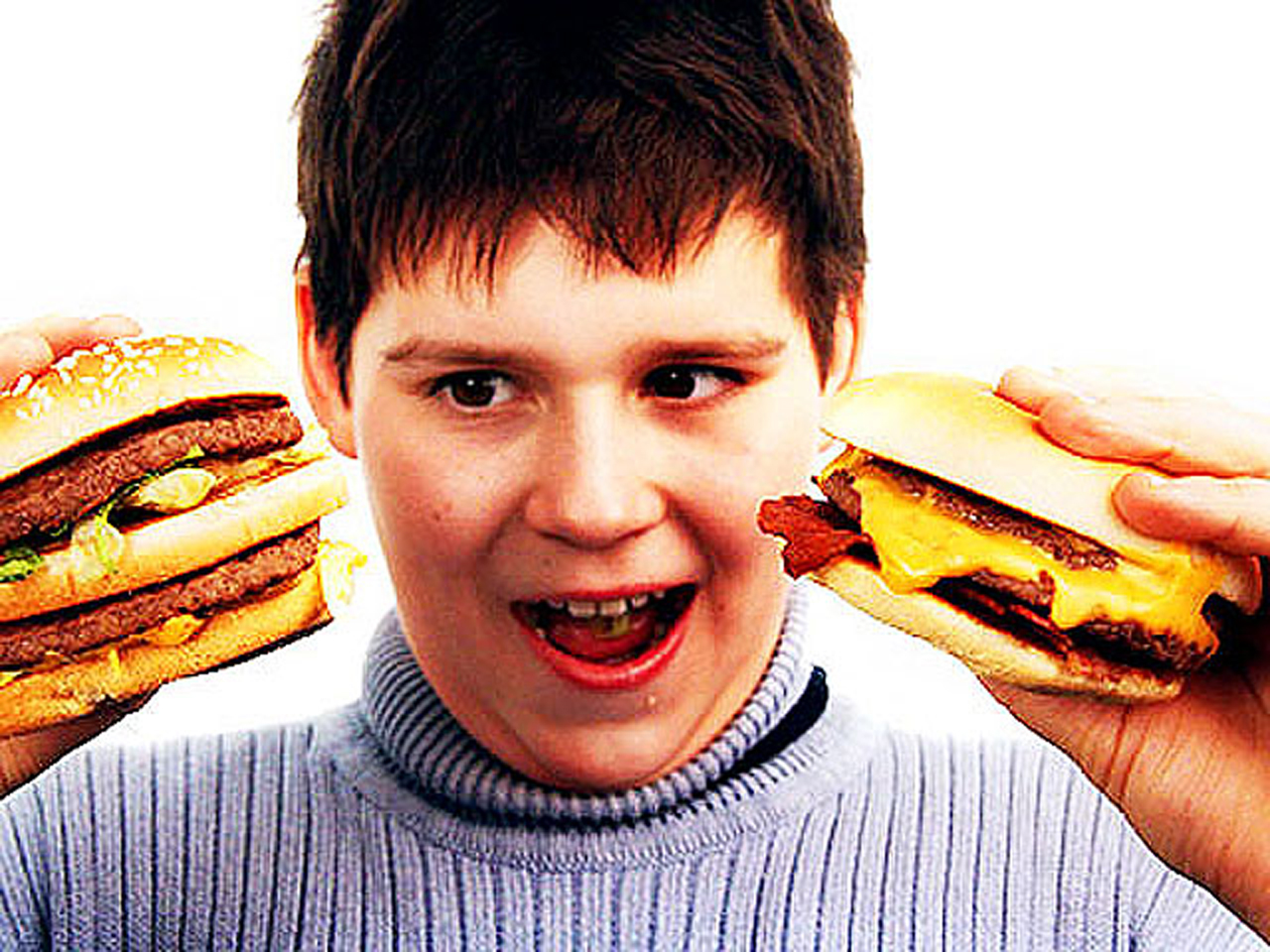 is fast food to blame for childhood obesity