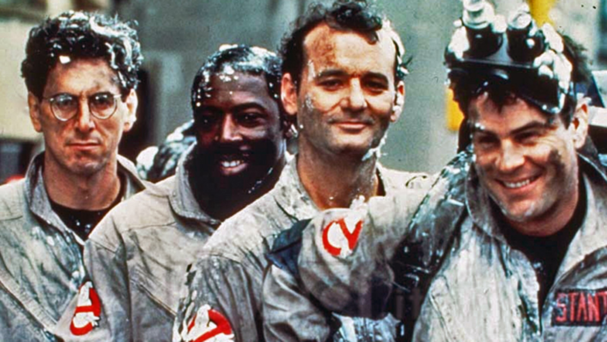 Ghostbusters Turns 30 Then And Now Cbs News