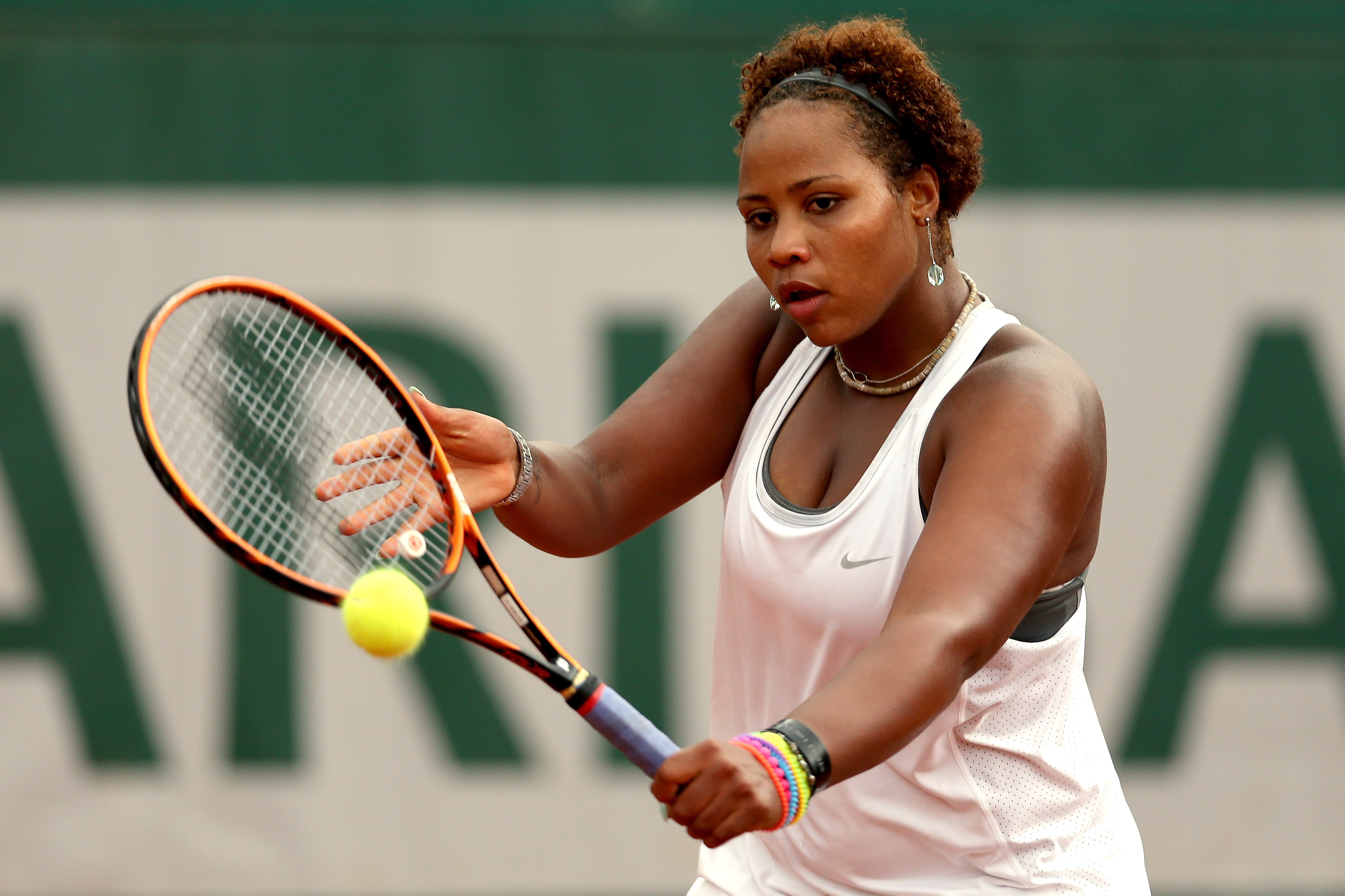 Tennis player Taylor Townsend overcomes questions about ...