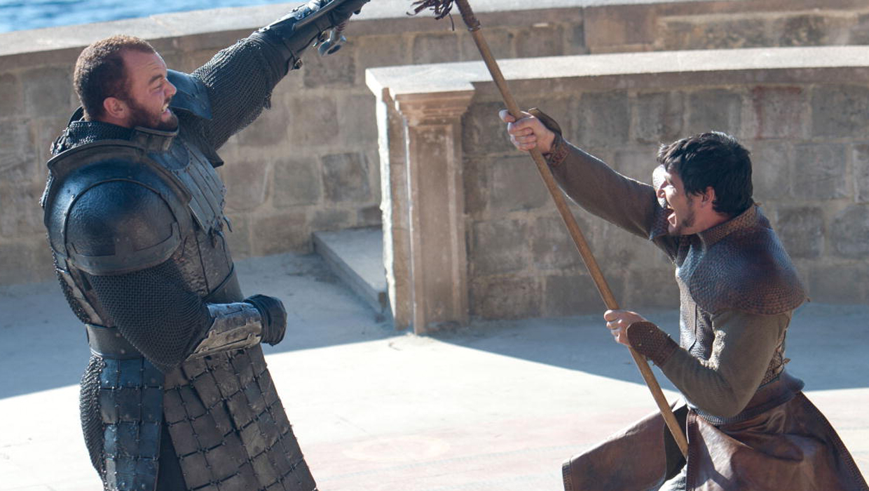 """Game of Thrones"" recap: Showdown in ""The Mountain and the ..."