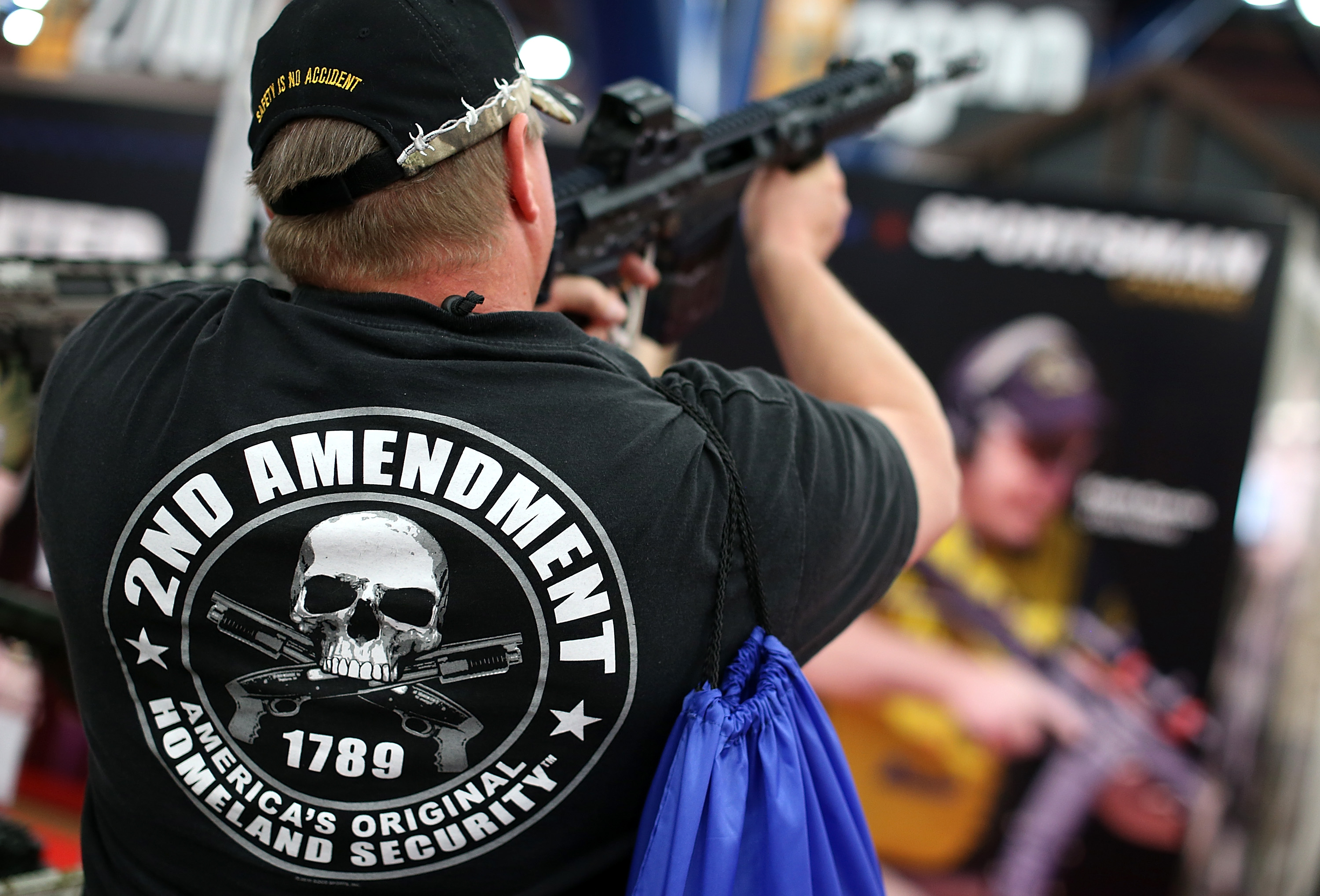 "NRA: Open-carry gun activists' behavior ""downright weird ..."